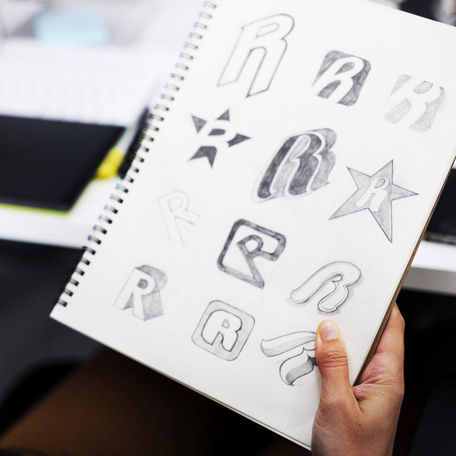 Identidad Corporativa, creación de logotipo